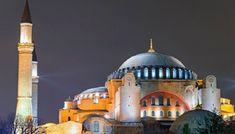 Το μυστικό που έκρυβε η Αγία Σοφία στην Κωνσταντινούπολη-ΒΙΝΤΕΟ Taj Mahal, Building, News, Travel, Viajes, Buildings, Traveling, Trips, Tourism