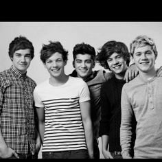 One Direction, Niall Horan, Zayn Malik, Liam Payne, Harry Styles and Louis Tomlinson One Direction Logo, One Direction Outfits, Wallpaper One Direction, One Direction Concert, One Direction Pictures, Zayn Malik, Niall Horan, What Makes You Beautiful, What A Wonderful World