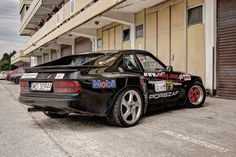 Porsche 944 by redsunph