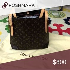 Lv Voltaire Like new reselling b/c I will only sell this through 🅿️🅿️ posh takes out too much check out my other post for pics Louis Vuitton Bags
