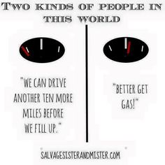 Two kinds of people in this world