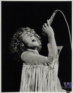 Roger Daltrey - Woodstock (Bethel, NY) Aug 15, 1969