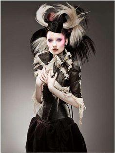 Strap-Happy Couture