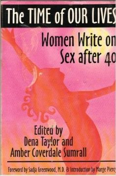 Time of Our Lives – Women Write on Sex After 40 front cover
