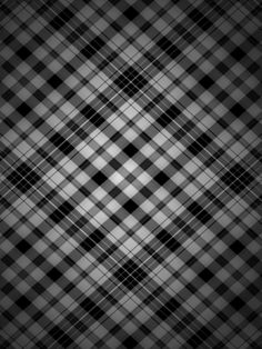 Plaid Fabric Wallpaper