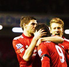 Liverpool Football Team, Kenny Dalglish, Steven Gerrard, Couple Photos, Fernando Torres, Couple Shots, Couple Photography, Couple Pictures