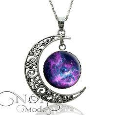گردنبند کهکشان کد:1-6 قیمت:20000تومان #noragallery #jewelry  #jewels #necklace  #bracelet #mashhad #galaxy