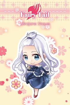 Fairy tail - Mirajane Strauss. definitely favourite fairy tail character.