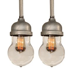 Industrial Bulb Lights