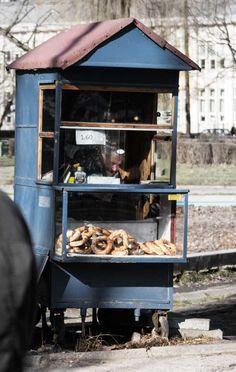 #Krakow #bagels