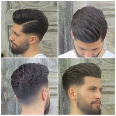 Men's Toupee Human Hair Hairpieces for Men inch Thin Skin Hair Replacement System Monofilament Net Base ( Mens Hairstyles Thin Hair, Hairstyles Haircuts, Haircuts For Men, Haircut Men, Hair Toupee, Mens Toupee, Gents Hair Style, Beard Styles, Hair Pieces