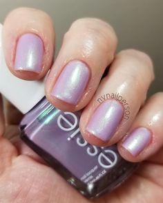 Essie - Tiers of Joy - Spring Collection 2019 - New Nail Polish, Nail Polishes, Nails, Lilacs, Spring Collection, Essie, Joy, Purple, Finger Nails