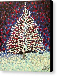 ..Sold!! :D .. thanks to the good person from Pine City, Minnesota in the U.S.A. who recently purchased this print of 'The Snow Tree' from my @fineartamerica webstore. Much appreciated and Happy Holidays!!! #fineartamerica #art #taide #konst #snow #tree #christmas #giftideas #art #paintings #artist #finland #nagohnala #hoganfinland #dots #canvas #konst #taide #peintre #arte #kunst #konstnär #artcollection #artcollectors #gallery
