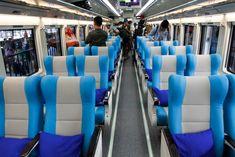 State railway company PT Kereta Api Indonesia (KAI) began the operation of four new cars for the Argo Parahyangan train on the Jakarta-Bandung route on Thursday.