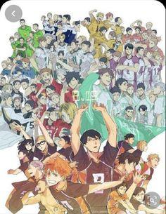 Haikyuu Kageyama, Haikyuu Manga, Manga Anime, Fanart Manga, Haikyuu Funny, Haikyuu Fanart, Fanarts Anime, Kagehina, Anime Guys