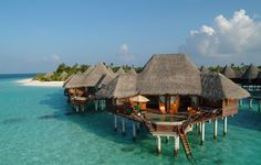Coco Palm Dhuni Kolhu, Maldives is a Green Globe-certified resort nestled into the white beaches and turquoise waters of a private island in the Baa Atoll of the Maldives.
