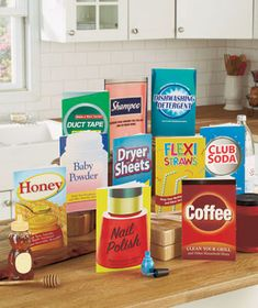 Discover home #cleaning tips, remedies for common ailments, #laundry, #pet care ideas, skin care aids, and so much more