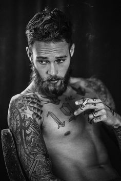 lovingmalemodels: Billy Huxley by Tom Johnson