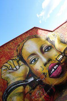 Street Art in Paris.
