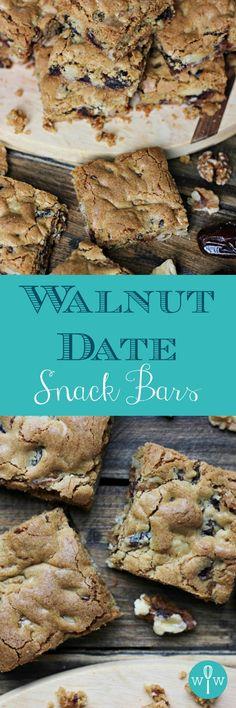 Walnut Date Snack Ba