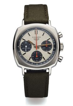 Vintage Heuer (no 'Tag') Camaro reference 73643SNT - a real steal, found in auctions for $2-3K.