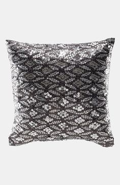 Free shipping and returns on KAS Designs 'Penny Danni' Pillow at Nordstrom.com. Silver sequins splash a light-catching deco pillow with modern glitz.