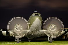 "Douglas C47A ""Union Jack Dak"" by AdrianH Photography, via Flickr"