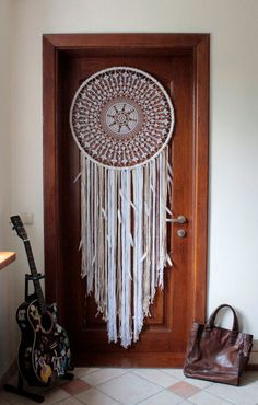 Dream catcher foto prop reus Dromenvanger door TheWovenDreamFactory