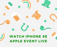 Here's how Indian Fans can Watch iPhone SE Apple Event Live