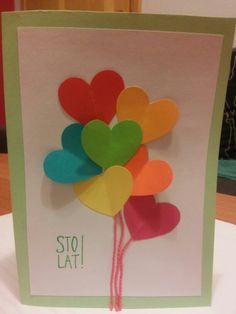 DIY birthday card for boyfriend