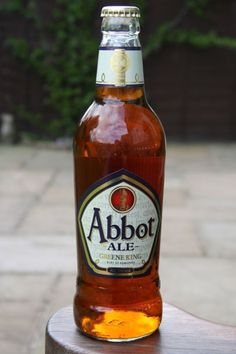 Bottled Beer of the World - pjb 13 - Picasa Web Album - Abbot Ale (5%) - Greene King Westgate Brewery Bury St. Edmunds Suffolk England