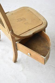 Stripped Nursing Chair
