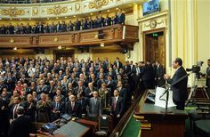 Presidente de Egipto reestructura su gabinete - http://a.tunx.co/g1R0T