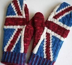 Stop! British time! Do you know anyone who knits?