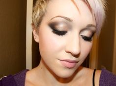 Too Faced Boudoir Eyes @timmons gray