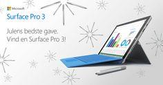 Microsoft og wupti ønsker dig en glædelig jul!