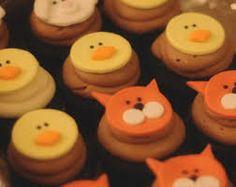 owl fondant cookies - Google Search