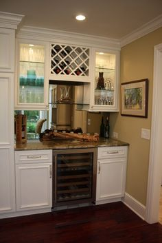 Kitchen pantry ideas for small kitchens