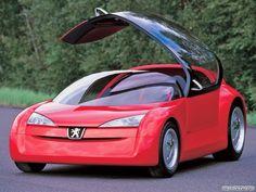 Peugeot Bobslid Concept (2000)