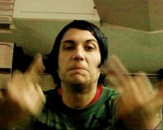 Image result for crying mcr gif