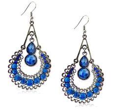 Badgley Mischka Jewelry, Colorful Indian Inspired Chandelier ...