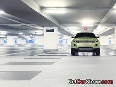 Land Rover Range Rover Evoque picture # 55 of 121, Front, MY 2011, size: 1600x1200