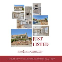 ✨JUST LISTED✨ Gorgeous corner lot home in Silverado Ranch🏡 Upgrades galore! ⚒ Custom white shaker kitchen and bathroom cabinets, quartz countertops, top of the line appliances, glass backsplash, gorgeous master bath and shower with top grade travertine frameless door, plantation shutters, new light fixtures, new plumbing fixtures, new two-tone exterior paint, large gated cozy courtyard with stone accents, new A/C unit, new water heater and water softener. Easy access to the 215 highway and only White Shaker Kitchen, Las Vegas Homes, Las Vegas Real Estate, Corner Lot, Kitchen Cabinets In Bathroom, International Real Estate, Plumbing Fixtures, Quartz Countertops, Travertine