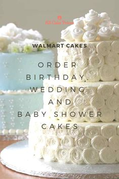 Why Go To All The Trouble Of Baking A Cake When Walmart Can Custom Make