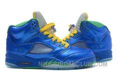 http://www.nikejordanclub.com/nike-air-jordan-5-mens-metallic-blue-yellow-green-shoes-xzwsq.html NIKE AIR JORDAN 5 MENS METALLIC BLUE YELLOW GREEN SHOES RNYJW Only $84.00 , Free Shipping!
