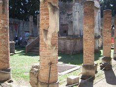 Pompeii Ruins, Plants, Plant, Planets
