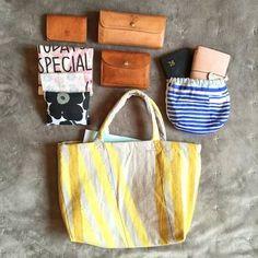 荷物が入りきらないから…と使うのをガマンしているバッグ、ありませんか? 荷物が少なければ、かわいいミニバッグもどんどん使えちゃいますね。