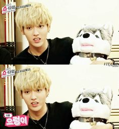 Kris at EXO showtime