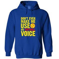 My Softball Voice