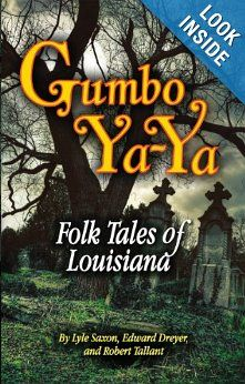 Long considered the finest collection of Louisiana folktales and customs, this book chronicles the stories and legends that have emerged from the bayou country.